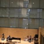 2017年コンサートのリハーサル風景