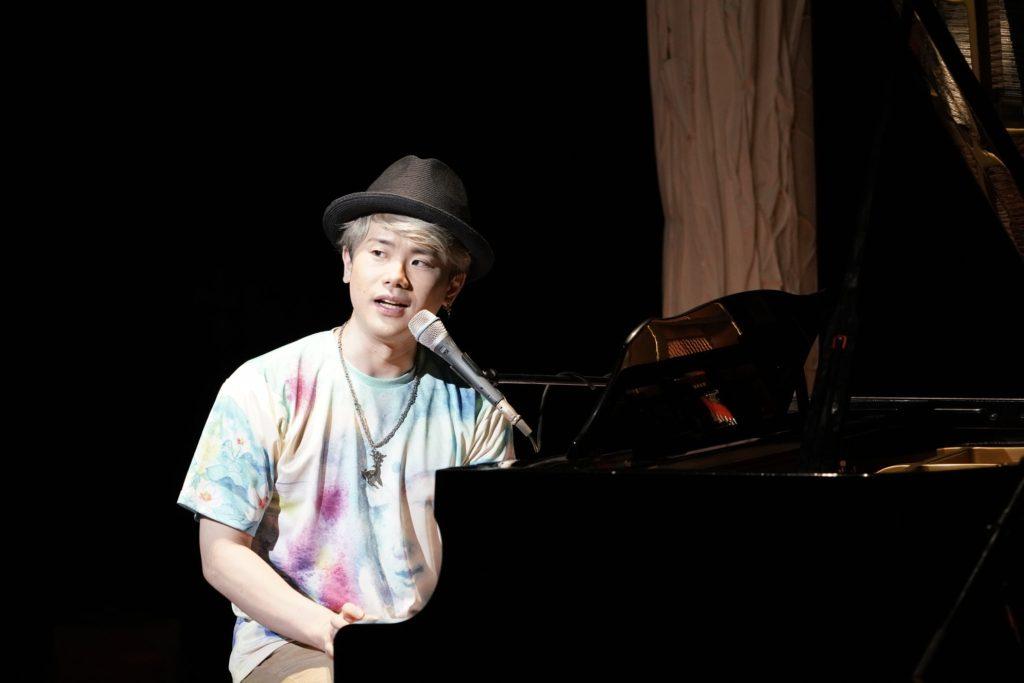 ひおきとピアノの写真1