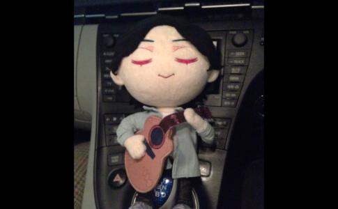 しんちゃん人形
