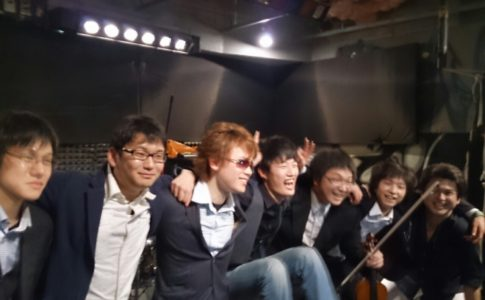 Seisのある日のライブ