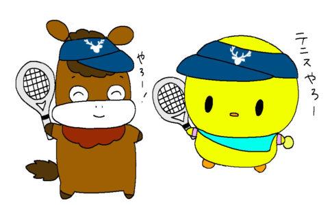 ぴよテニス
